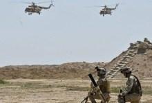 صورة تحرير مناطق عدة في تكريت من سيطرة داعش