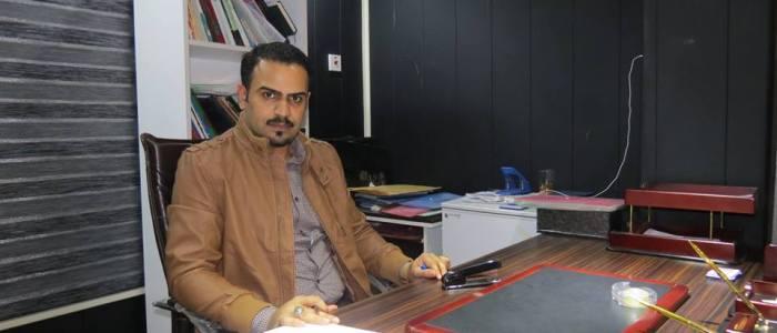 مدير شركة العراقي الوطني الدكتور مرتضى يوسف في ضيافة اكد نيوز
