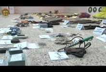 صورة بالفيديو..الاستخبارات العسكرية تفكك خلايا إرهابية في بغداد