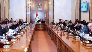 صورة مجلس الوزراء يصوت بتعديل سلم الرواتب لموظفي الدولة