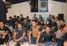 صورة الطلبة العراقيين في الهند يحيون مناسبة عاشوراء بمطالبتهم بالإصلاحات السياسية