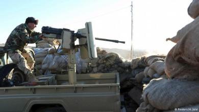 صورة مجلس الأمن لإقليم كردستان في سنجار يعلن هزيمة داعش