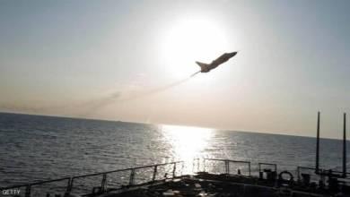صورة مقاتلة روسية تعترض طائرة عسكرية أميركية