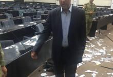 صورة الزاملي : تكلفة مجلس النواب مليون دينار ومن هول الموضوع يخاف على كرسيه من التغيير
