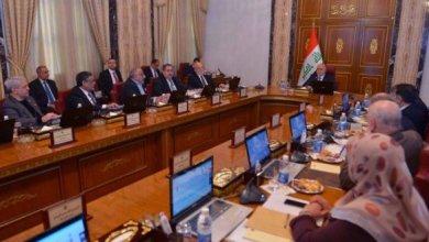 """صورة مكتب العبادي ينفي حضور """"الوزراء الجدد"""" لجلسة مجلس الوزراء"""