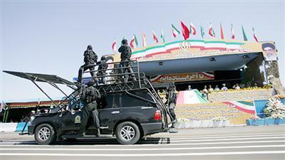 قائد عسكري ايراني: قادرون على التصدي لأي عدو