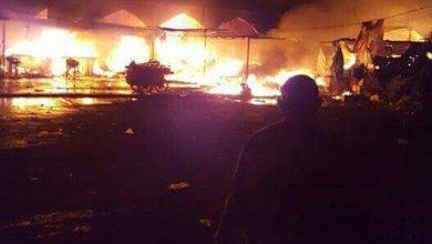 صورة عمليات سامراء:التفجير لحق بمحيط السيد محمد و الوضع مسيطر عليه
