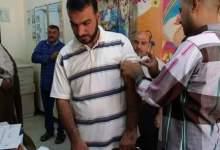 صورة واسط : المباشرة بتلقيح حجاج بيت الله الحرام حفاظا على سلامتهم من الامراض الوبائية
