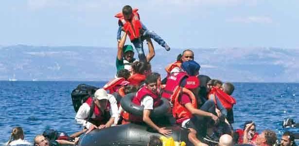 الهجرة غير الشرعيّة : مقتل 4 آلاف شخص و257 ألف الى أوروبا عام 2016