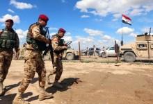 صورة ضبط معمل ب750 عبوة وتفجير جثث مفخخة متفسخة في الموصل