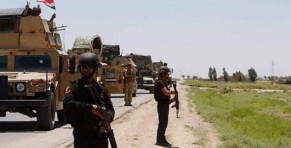 """مقتل اربعة انتحاريين من """"داعش"""" حاولوا التسلل الى هيت"""
