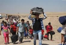 صورة عودة 2427 نازح الى مناطق سكناهم في نينوى