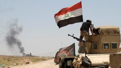 صورة القوات العراقية تسيطر على كامل قرية الامام غربي جنوب الموصل