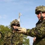 الجنرال مايكل رولو يؤكد اشتباك المدربين الكنديين مع داعش شمال العراق