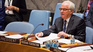 صورة روسيا تعارض مصر حول سوريا في مجلس الأمن