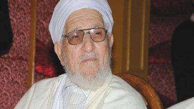 صورة الجزائر : وفاة العلامة محمد الشريف قاهر
