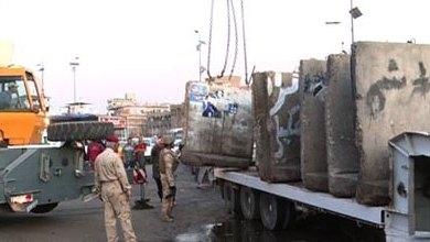 """صورة أمنية بغداد تعلن رفع """"150"""" سيطرة خلال العام الحالي"""