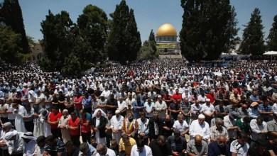 صورة الاحتلال الاسرائيلي يقرر  منع سكان غزة من الصلاة في المسجد الاقصى