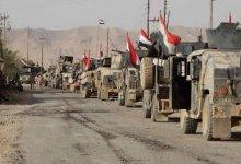 صورة الجيش العراقي يتقدم في مواجهة داعش