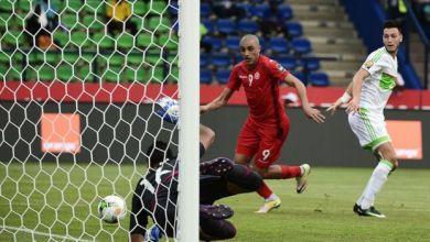 صورة تونس تعزز حظوظها في التأهل إلى ربع نهائي كأس أفريقيا بفوز على الجزائر