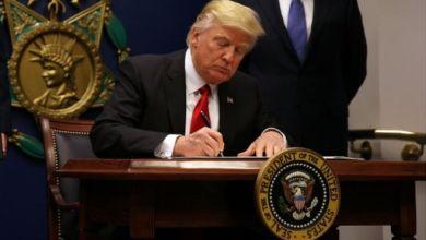 صورة محكمة استئناف أمريكية تؤكد تعليق مرسوم ترامب للهجرة