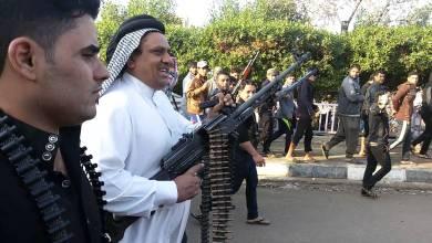 صورة ذي قار تطالب العشائر بتسليم السلاح خلال ثلاثة ايام