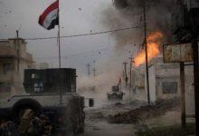 صورة القوات العراقية تستأنف تقدمها بـالمدينة القديمة للموصل