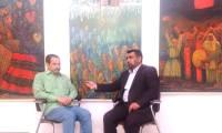 الفنان احمد ألخالدي:عكس حالات الحزن للفنان بسبب البيئة التي كثر فيها أزيز الرصاص