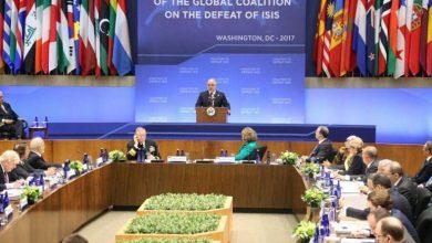 صورة التحالف الدولي يؤكد العمل على منع اي ظهور لداعش بعد إنتهائه