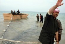 صورة تشكيل لجان لمنع صيد الأسماك في مسطحات البصرة المائية