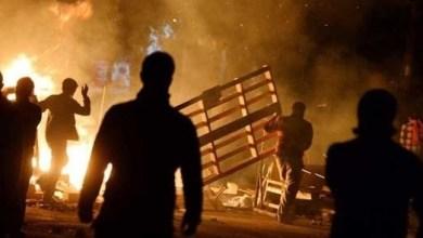 صورة انفجار صهريج مفخخ جنوبي العاصمة بغداد