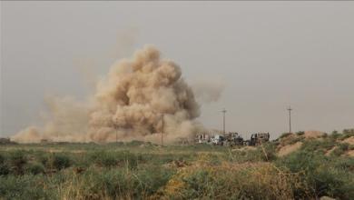 صورة مقتل 14 انتحاريا كانوا يخططون لهجمات في بغداد