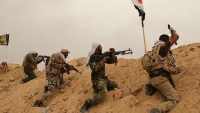 صورة قوات الحشد تحرر قرية جديدة جنوب القيروان