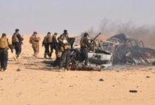 صورة القوات الأمنية تحبط هجومين انتحاريين جنوبي الرمادي