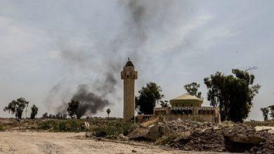 """صورة """"داعش"""" يحتجز 100 ألف مواطن في الموصل القديمة"""