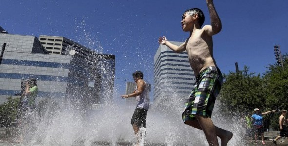 اللهب يعود من جديد : العراق مقبل على إرتفاع بدرجات الحرارة