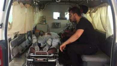 صورة طالب متوسطة يطعن مدير مركز امتحاني لطرده اياه بعد ثبوت غشه في النجف