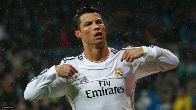 صورة رونالدو يشعر بالإحباط بسبب ريال مدريد
