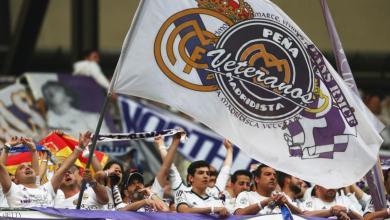 صورة جماهير ريال مدريد: نريد هدافا