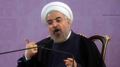 صورة روحاني: ايران قدمت المال والسلاح للعراقيين لمحاربة الارهاب