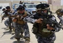 صورة الاتحادية: تدريب مكثف لوحدات خاصة من الشرطة إستعداداً لمعارك جديدة.
