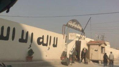 صورة مجهولون يفجرون اكبر مخازن داعش للسلاح في تلعفر