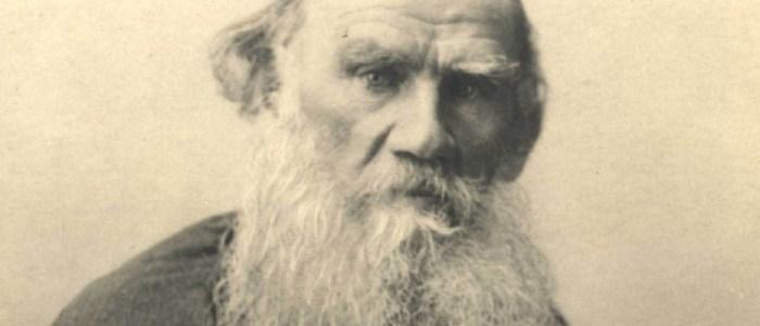 """اليوم ذكرى ميلاد الروائي الروسي """"ليو تولستوي"""""""