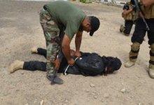 صورة القبض على ستة إرهابيين في جلولاء
