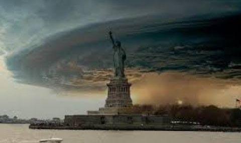 بعد إرما وهارفي اعصار اخر شديد القوة يتجه نحو نيويورك