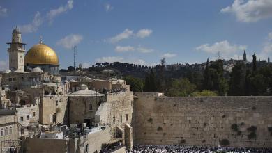 صورة توسع استيطاني إسرائيلي جديد في القدس