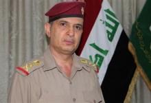 صورة رئيس أركان الجيش العراقي يزور معبر فيشخابور للأطلاع على الموقف