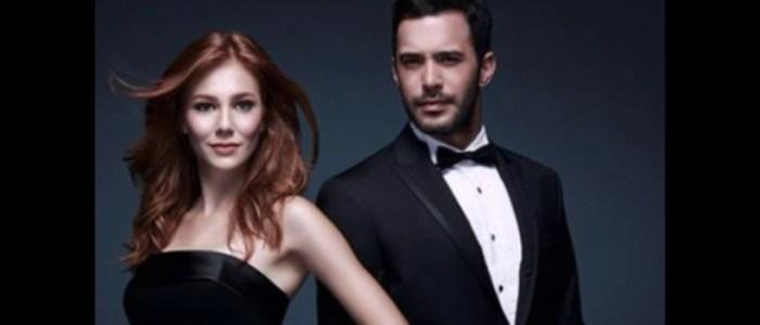 بطلة مسلسل حب للأيجار  إلتشين سانجو تحتفل بعيد ميلاد النجم التركي باريش أردوتش