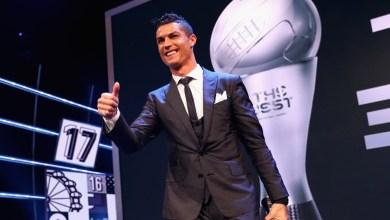 صورة رغم خسارة ريال مدريد رونالدو يمارس هواياته المفضلة بهز شباك توتتهام
