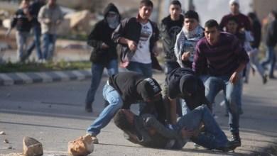 صورة مواجهات متفرقة بين الفلسطينيين والجيش الإسرائيلي في الضفة الغربية